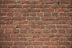Vecchia priorità bassa di Brickwall Immagini Stock