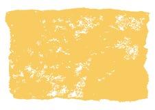 Vecchia priorità bassa di carta del Brown Struttura (di carta) increspata Vettore annata Isolato illustrazione di stock