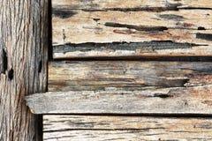 Vecchia priorità bassa di legni Immagine Stock Libera da Diritti