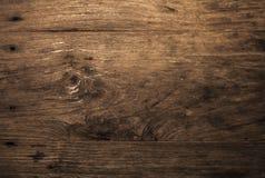 Vecchia priorità bassa di legno Fotografia Stock Libera da Diritti