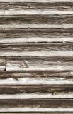Vecchia priorità bassa di legno Immagine Stock