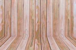 Vecchia priorità bassa di legno della parete Fotografia Stock Libera da Diritti