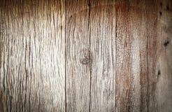 Vecchia priorità bassa di legno di Grunge Fotografia Stock Libera da Diritti