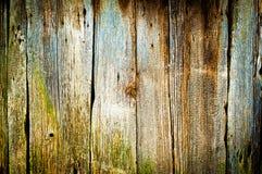 Vecchia priorità bassa di legno di struttura Immagini Stock Libere da Diritti