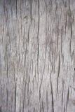 Vecchia priorità bassa di legno incrinata Immagini Stock Libere da Diritti