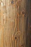 Vecchia priorità bassa di legno naturale Immagini Stock