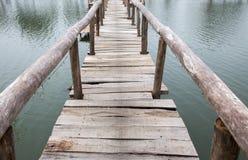 Vecchia priorità bassa di legno di struttura Fotografie Stock