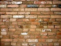 Vecchia priorità bassa di struttura del muro di mattoni immagine stock libera da diritti
