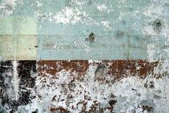 Vecchia priorità bassa Grungy della parete Fotografia Stock