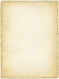 Vecchia priorità bassa di carta Fotografie Stock