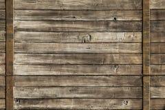 Vecchia priorità bassa di legno Immagini Stock Libere da Diritti