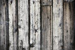 Vecchia priorità bassa di legno Grungy Fotografia Stock