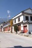 Vecchia provincia di yunnan della città di Dali Immagine Stock