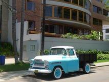 Vecchia raccolta di Chevrolet Apache immagini stock libere da diritti