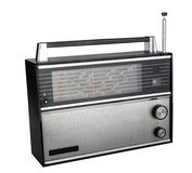 Vecchia radio Immagine Stock Libera da Diritti