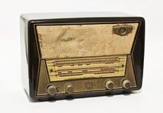 Vecchia radio immagini stock libere da diritti