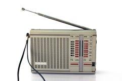 Vecchia radio Fotografia Stock