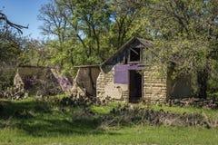 Vecchia residenza Immagine Stock