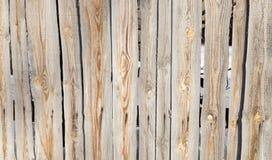 Vecchia rete fissa di legno come priorità bassa Immagine Stock