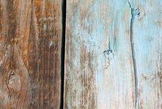 Vecchia rete fissa di legno Retro fondo e struttura Fotografie Stock Libere da Diritti