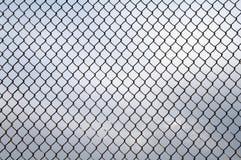 Vecchia rete metallica Immagini Stock Libere da Diritti