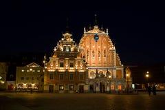 Vecchia Riga Fotografia Stock