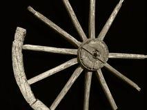 Vecchia rotella buona Fotografia Stock Libera da Diritti