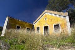 Vecchia rovina del Portoghese Fotografia Stock Libera da Diritti