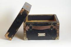 Vecchia scatola Immagine Stock Libera da Diritti
