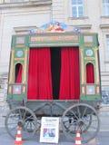 Vecchia scena del teatro a Berlino fotografie stock libere da diritti