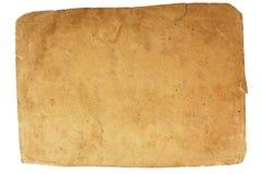 Vecchia scheda della foto immagine stock libera da diritti