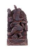Vecchia scultura del Ganesh Fotografia Stock Libera da Diritti