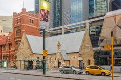 Vecchia scuola dei ragazzi di Perth Fotografie Stock