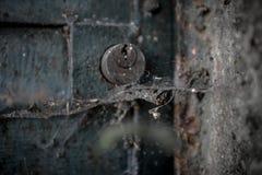 Vecchia serratura Fotografia Stock