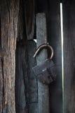 Vecchia serratura Immagini Stock Libere da Diritti
