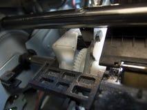 VECCHIA stampante Fotografie Stock
