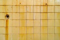 Vecchia stanza da bagno Immagini Stock Libere da Diritti