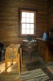 Vecchia stanza di lavata Immagine Stock Libera da Diritti