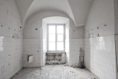 Vecchia stanza di ospedale Fotografie Stock Libere da Diritti