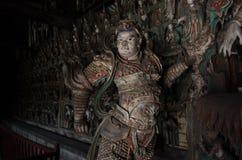 Vecchia statua Immagine Stock