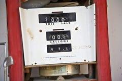 Vecchia stazione della pattuglia alla giunzione del Death Valley Fotografia Stock