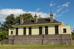 Vecchia stazione ferroviaria di Longmorn immagine stock
