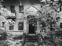 vecchia storia della città di Kiev Immagini Stock