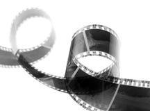 Vecchia striscia della pellicola negativa. Fotografia Stock Libera da Diritti