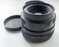 Vecchia strumentazione fotografica Fotografia Stock