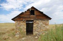Vecchia struttura abbandonata Fotografie Stock