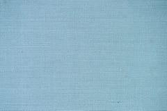 Vecchia struttura blu della tela Immagini Stock Libere da Diritti