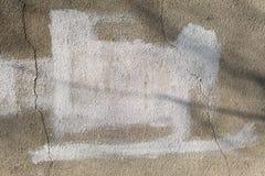 vecchia struttura del calcestruzzo della parete Fotografia Stock