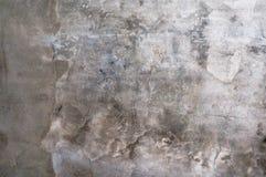 Vecchia struttura del calcestruzzo di lerciume Fotografia Stock Libera da Diritti