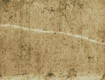 Vecchia struttura del documento marrone Carta d'annata con spazio per testo o im Immagine Stock Libera da Diritti
